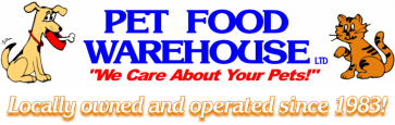 Pet Food Warehouse | Vermont's Favorite Locally Owned Pet Supply Store